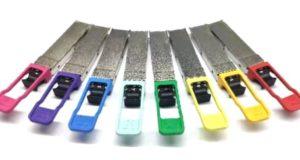 Transceptores ópticos 8x100G ER1 nWDM QSFP28