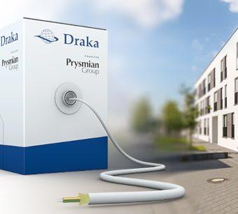 Cable de fibra óptica UCHOME fibre idrop 900