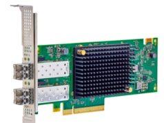 Serie de HBAs Fibre Channel 64G Emulex Gen 7 LPe36000