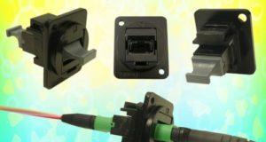 Conector de fibra óptica FeedThrough MTP