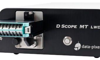 D SCOPE MT LWD Microscopio para conectores multifibra