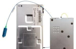Tarjetas iOTDR Micro y Nano de VIAVI