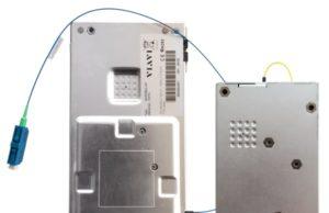Tarjetas iOTDR para identificar fallos en redes de fibra óptica