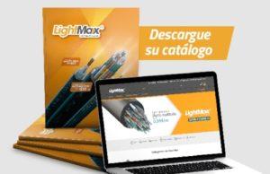 Nuevo catálogo de productos de fibra óptica