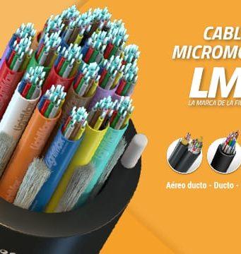 Cables micromódulo con CPR Dca