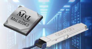 MxL9354x DSP PAM4 400G para centros de datos hiperescala